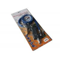 Quality Motorcycle , bicycle ,  truck tire pressure gauge , tire Inflator Gun with CE for sale