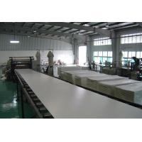 Buy cheap PVC Foam Sheet Making Machinery , Plastic Sheet Extruder Machine from wholesalers