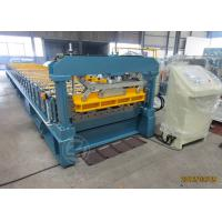 Wholesale Industrial 380V Galvanized Steel Roll Forming Machine With Overseas Service from china suppliers