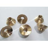China Copper C1100 Brass Spinning Machine Spares , Power Hardware Spare Parts For Machinery wholesale