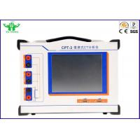 China Ct Current Transformer Electrical Test Set , Touch Screen Ct Testing Equipment on sale