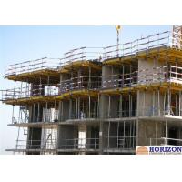 Steel Prop Slab Formwork Systems , Trolley Movable Shuttering For Concrete Slab
