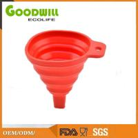 Wholesale Silicone Oli Funnel Suitable For Kitchen Use from china suppliers