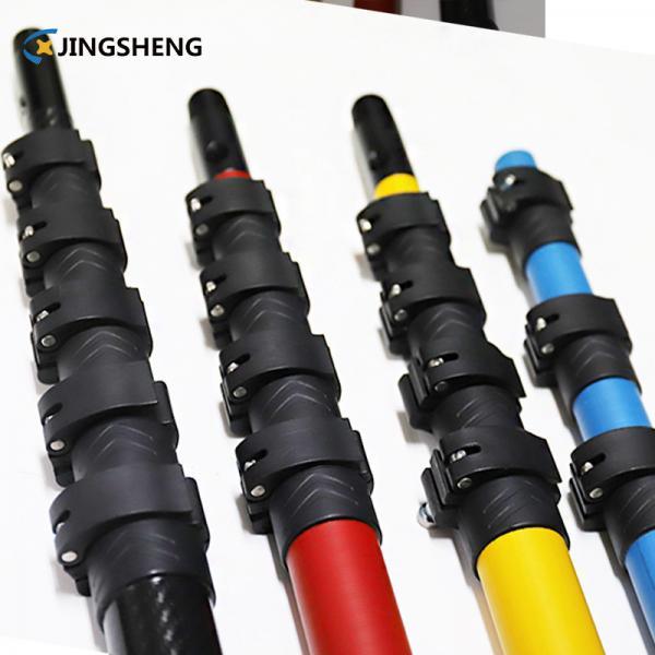 Quality 16ft 20ft Telescoping Carbon Fiber Extension Pole for sale