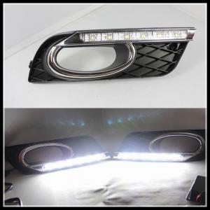 China Car accessories LED DRL for Honda Civic 2012 2013 LED Daytime Running Light fog light lamp wholesale