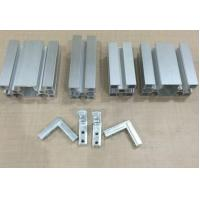 Buy cheap Contact Supplier Leave Messages CNC machine part processing T slot aluminum from wholesalers
