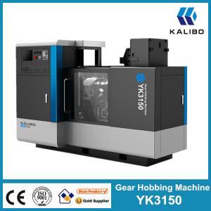 China YK3150 CNC Gear Hobbing Machine on sale
