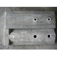 China Hardness AK5-15J High Abrasion Steel Mill Liners Standard AS 2027 CrMo 15 / 3 wholesale