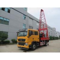 China Hydraulic Portable Drilling Rigs For Water Electricity Engineering wholesale