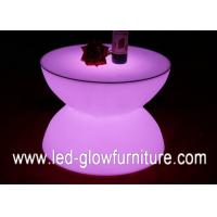 China Low carbon Color Changed led light coffee table with  Remote and bluetooth control wholesale