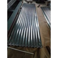 Buy cheap GI Tile 0.2 x 836 mm Galvanized Steel Coil Galvanised Corrugated Steel Sheet from wholesalers