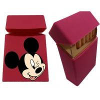 China Hottest style silicon cigarette box inside 20 pcs cigarette for promotion gift wholesale