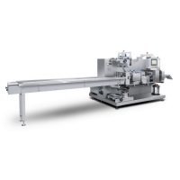 China Automatic Horizontal Four Side Seal KF94 Mask Packing Machine wholesale