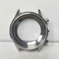 Buy cheap Watch Case CNC Metal Machining , Chrome Plating OEM CNC Machining Parts from wholesalers
