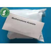 China Muscle Growth Steroid Raw Powder Methenolone Acetate CAS 434-05-9 wholesale