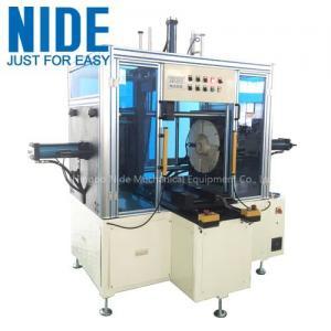 China Horizontal Type Coil Forming Machine 380v 50 / 60hz Stator Diameter 0 - 350mm wholesale