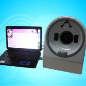 China portable 15.1 Inch Screen Skin Analyzer machine Auto-analysis skin wholesale