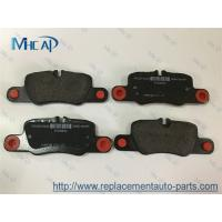 China Car Front Brake Pads / Rear Brake Pad Replacement For Porsche 911 Panamera wholesale