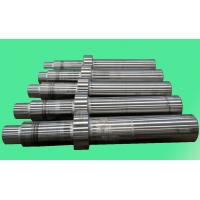 China ISO 9001 2008 Precision Machining Forged Steel Spiral Rod , Hardened Steel Shaft  UT test on sale