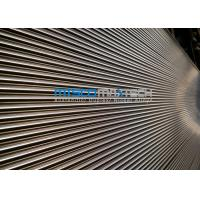 China Hastelloy C22 / UNS N06022 Nickel Alloy Seamless Tube For Chemical Industry wholesale