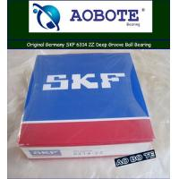 China SKF 6314-2Z Deep Groove Ball Bearing For Agriculture / Printing wholesale
