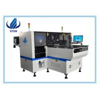 China 8kw Power Consumption LED Mounting Machine 1800kg Weight 0.2mm Components Space wholesale