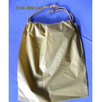 China Moisture proof  Drawstring Plastic Bags for Hotel Laundry,pillow, garment, clothes,packaging. wholesale