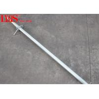 China Building Steel Shoring Posts Lightweight Acrow Props For Concrete Slabs wholesale