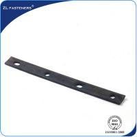 China Customized Railway Fish Plate Joint For Railroad Track International Standard wholesale