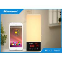 China LED Bluetooth Touch Lamp Portable Speaker , Touch Night Light Lamp wholesale