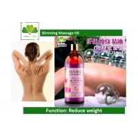 China 100% Natural Plant Extract Weight Loss Essential Oils For Cupping Salon wholesale