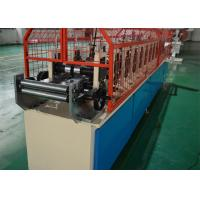 China PPGI GI Stud And Track Roll Forming Machine Drywall Furring Hat Channel Making 5 Years Life wholesale