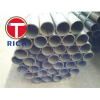 China Electric Resistance Carbon Steel Welded Pipe Astm A214 Standard In Round Shape wholesale