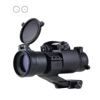 China Hunting 3 Moa Red Dot Sight Rifle Scope Shock Resistant For Gun 1x 32 wholesale