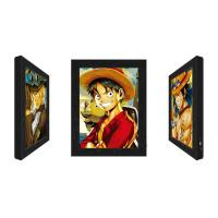 Buy cheap 3D Lenticular Flip Picture Anime Advertising LED Light Box For Home Decoration from wholesalers