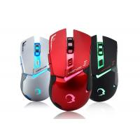 China Various Color 6 Button Gaming Mouse Wired For Pro Gamer OEM / ODM Available wholesale