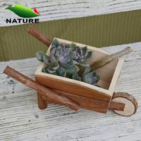China Wooden Garden Pot for Outside wholesale