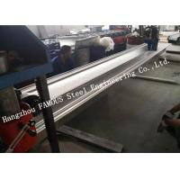 China Galvanized Steel Composite Floor Deck Machine For Building And Construction wholesale