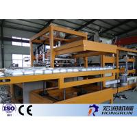 China Customized Ps Foam Vacuum Thermoforming Machine For Tray / Bowl wholesale