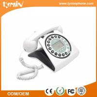 China TM-PA010 Retro Style decorative Classic Phone with caller ID function on sale