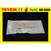 China Novametrix adult disposable SpO2 sensor,0.45m,DB9pin,medaplast wholesale