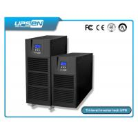 China 220V single phase High Frequency Online UPS for Network and Computer wholesale