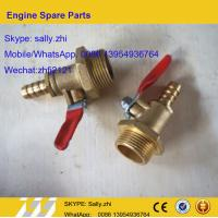 China sdlg 791-Water Drain Valve , 4120000066, sdlg loader parts for sdlg LG936L LG956L L956F Wheel loader wholesale