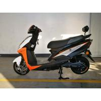 China High Speed Lithium Electric Motorcycle / Scooter 65km Range Distance per Charge wholesale