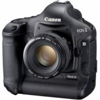 China Canon EOS 1D Mark IV 16.1 MP CMOS Digital SLR Camera with with 28 - 300 mm lens on sale