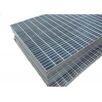 China Standard Electroforge Welded Steel Bar Grating For Mezzanine / Deck wholesale