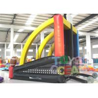 Quality Commercial Grade Inflatable Sport Game Two Players Inflatable Basketball Shooting Games for sale