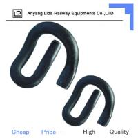 China Railway Track e Clip for Railway Fastening System,Spring Steel Rail Clip,Elastic Rail Clip on sale