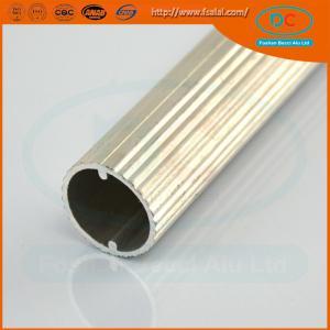 China 6063 T5 Anodized aluminum wardrobe profile, wardrobe profile,SS brush aluminum profile wholesale