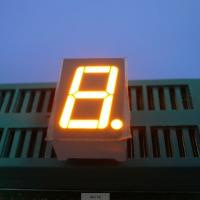Ultra red 14.2mm Single Digit 7 Segment Led Display common anode For Digital Indicator